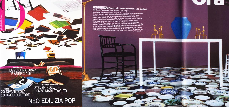 Andrea Santamarina La Reppublica newspaper giornale Vaso nel vaso silicone Fabrica Paola C Aldo Cibic copia