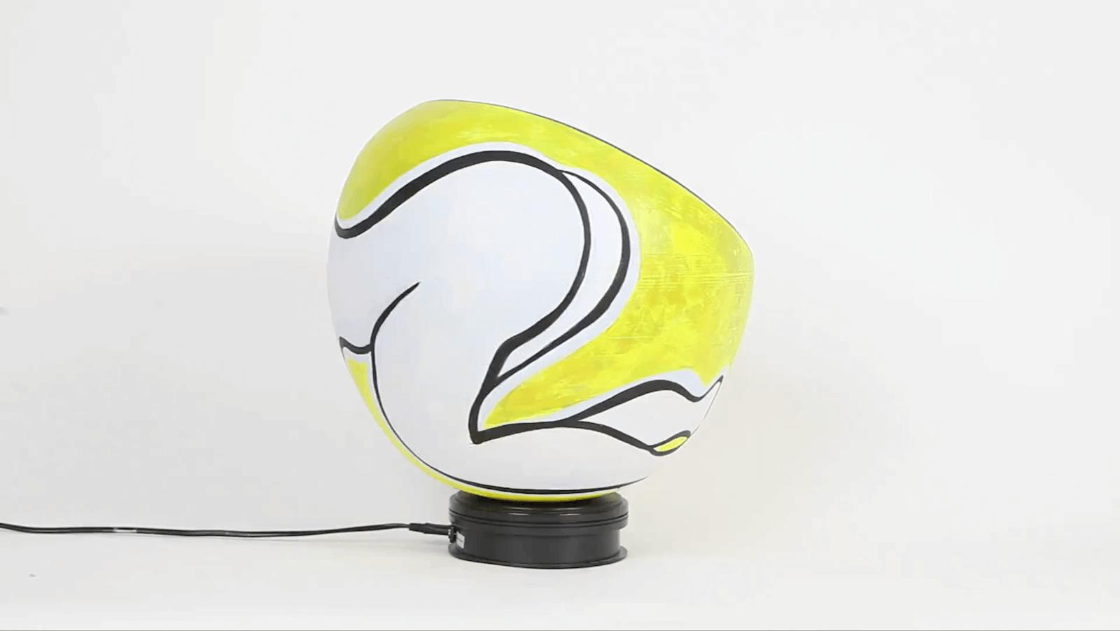 Andrea Santamarina Objects video cover